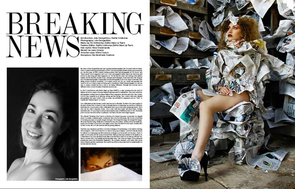 Solis Magazine  of New York